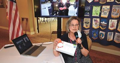 Talking Covid: Montgomery addresses Noon Rotary