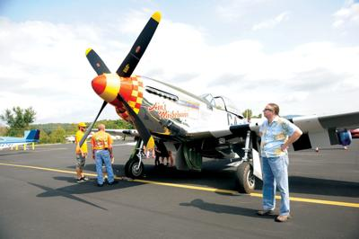 Annual Morristown Regional Airport Fly-In Saturday