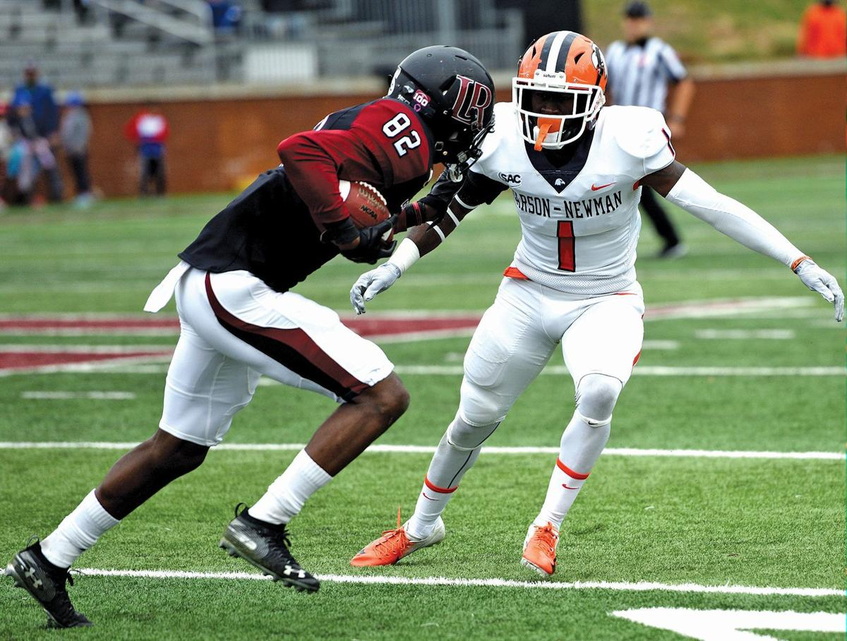 Mistakes haunt Eagles in loss to Lenoir-Rhyne