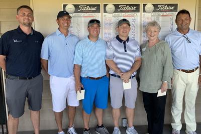 Crescent Center Drugs wins Morristown Chamber of Commerce Golf Tournament