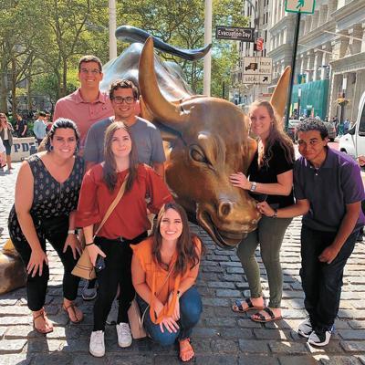 Milligan students take on New York City