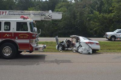 Woman dies in Friday crash