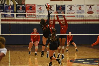 Jefferson County sweeps Morristown East to open district tournament