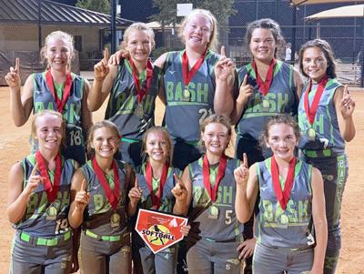 TN Bash 12U softball wins USA Line Drive Classic