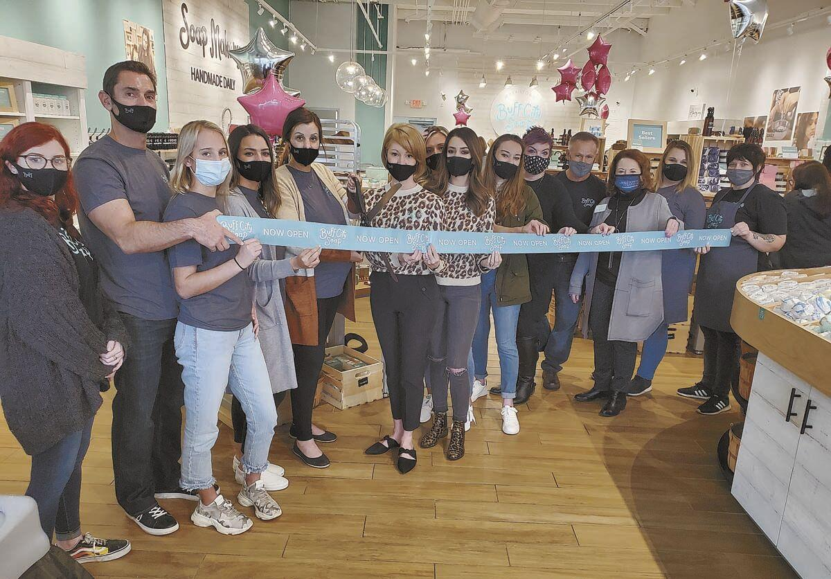 Coming Clean: Buff City Soap opens in Morristown