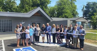 McNabb Center cuts ribbon on new ILS facility