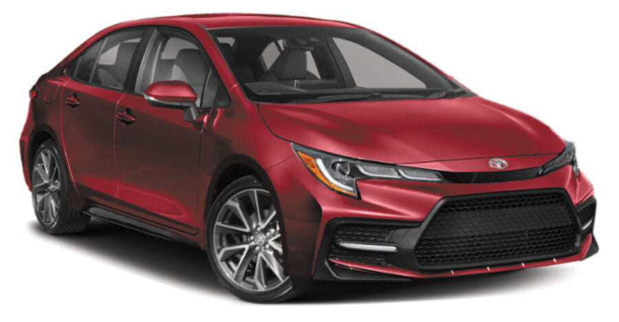 Find a favorite with Toyota