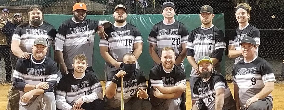Fall Parks & Rec League Champions