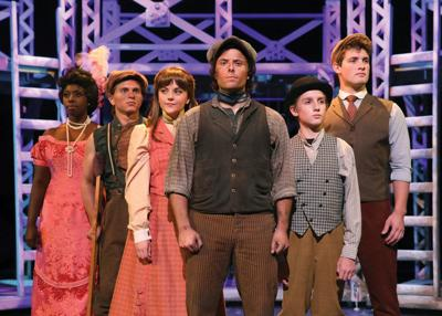 Lakeway native Brewer helming Carolina production of 'Newsies'
