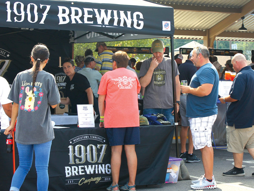 Big turnout for Craft Beer Festival