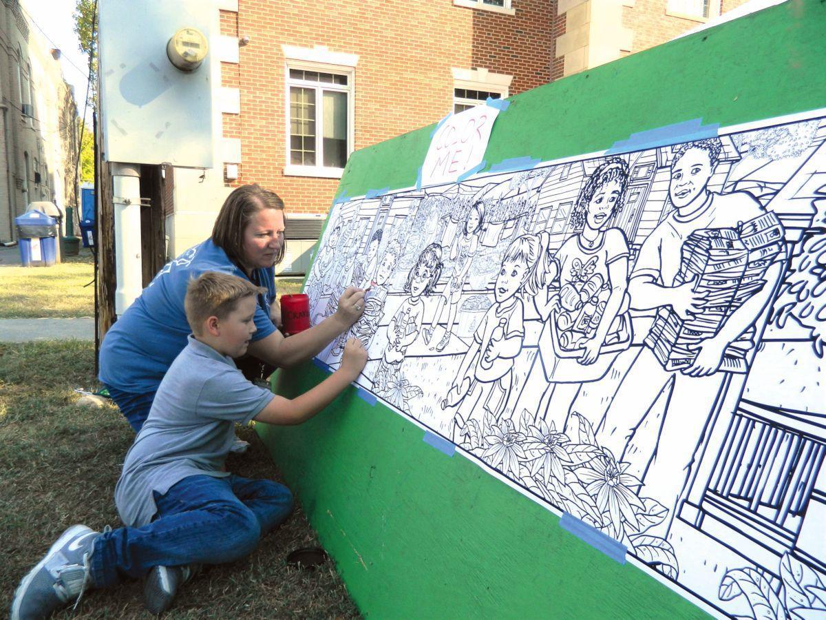 Newport Street Festival a hit