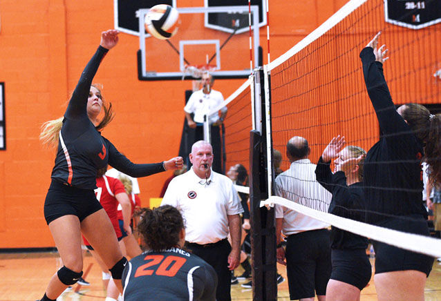 Defending district champ Lady 'Canes a 'work in progress'