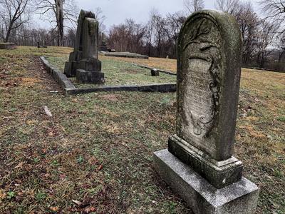 Historic cemetery opening new plots