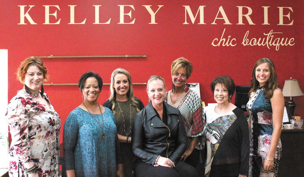 Kelley Marie Fashion Show Returns Lifestyles Citizentribune Com
