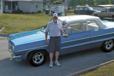 Second annual Butch Grooms Memorial Cruise-In Saturday