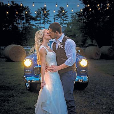 Morgan-Smith Wedding