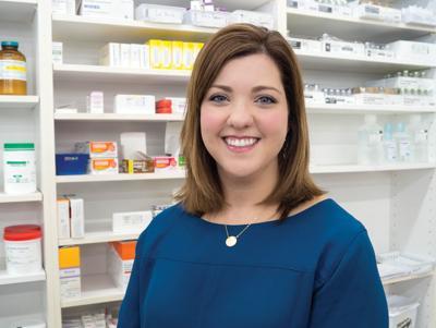 Leonard joins Crescent Center Drugs as pharmacist