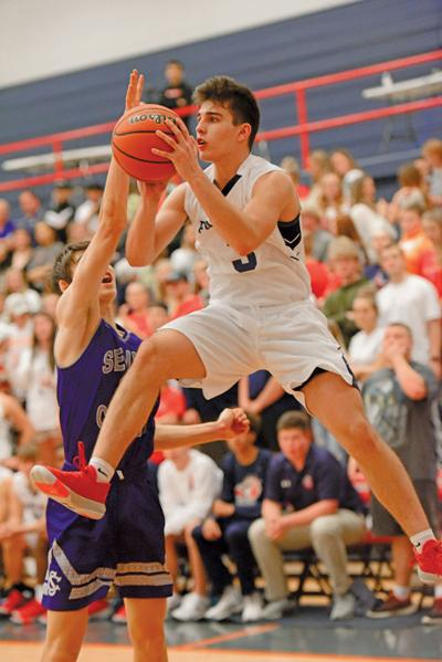 Patriots in a tie for first place after win over Sevier County