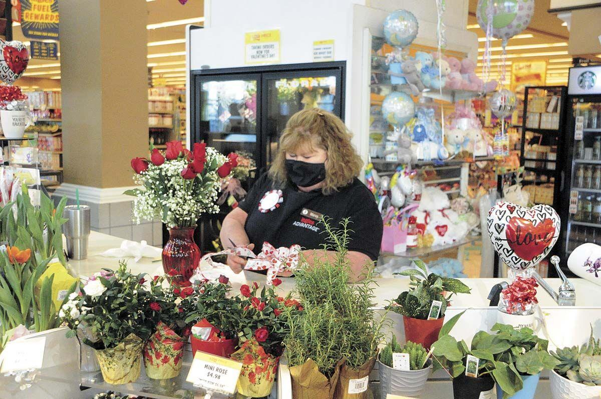 :Happy Day: Local Florist prepping for busiest day of the year