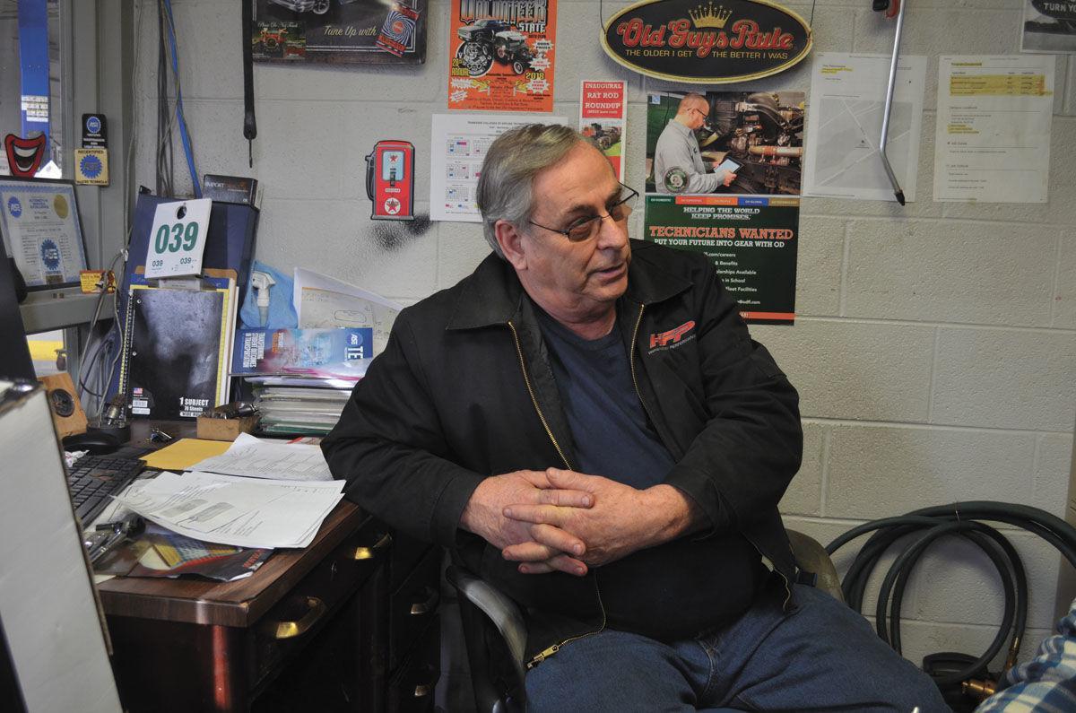 Jones brings 50 years of experience to TCAT Morristown