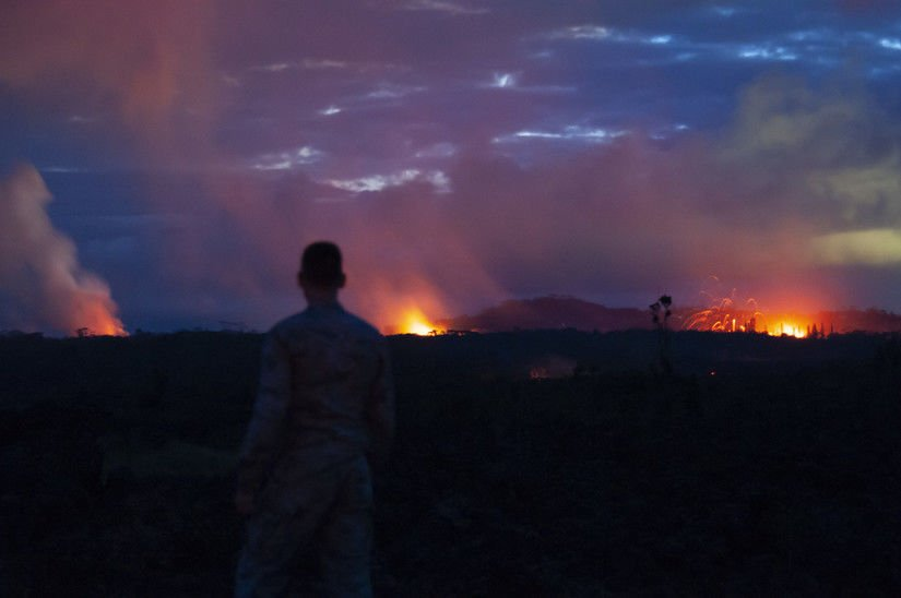 Hawaii's Big Island a 'mix of paradise and hell'