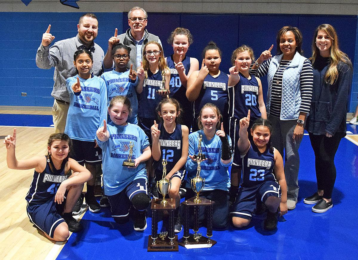 ca54947537a Hall, Lady Pioneers claim fourth straight county championship ...