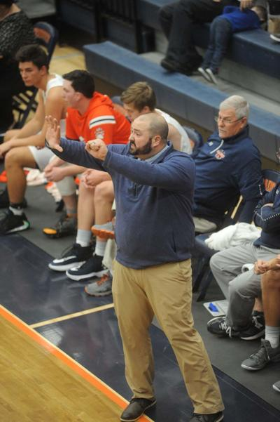 Grainger's Wolfenbarger named Lakeway Area's top boys' coach