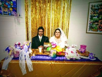 Langan - Duran united in marriage