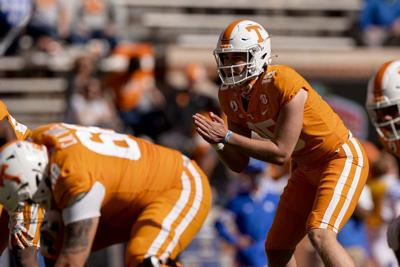Mistakes at quarterback position haunting Tennessee