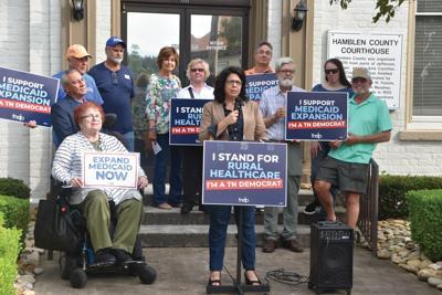 State Democrats host rural healthcare event in Hamblen County