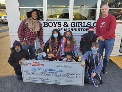 East Tennessee Nissan donates to Boys & Girls Club