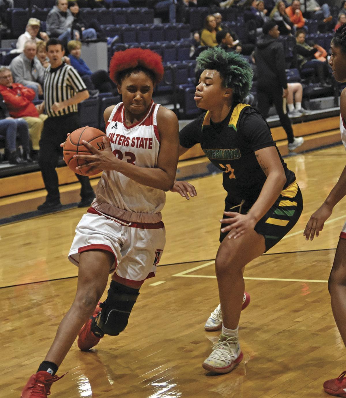 Lady Senators stay perfect in TCCAA, beat Jackson State 74-59