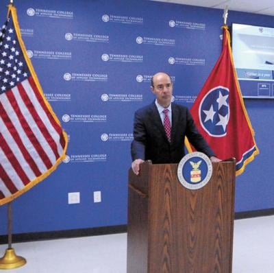 U.S. Labor Secretary attends roundtable meeting at TCAT