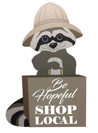 'Be Hopeful, Shop Local' campaign kicks off next week