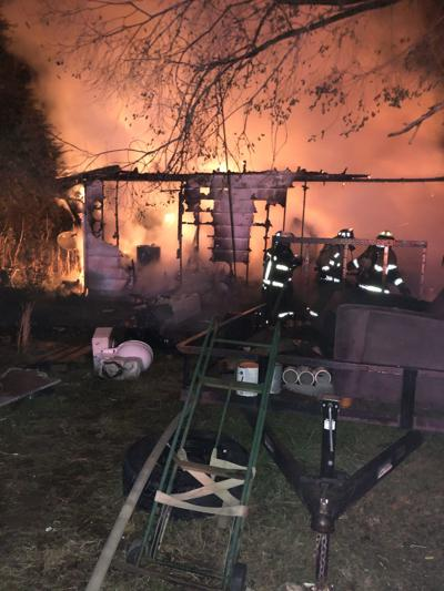 Jefferson County home destroyed in fire