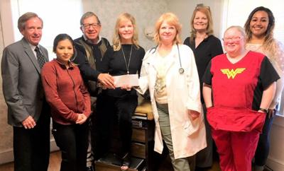 HealthStar donates to Helping Hands