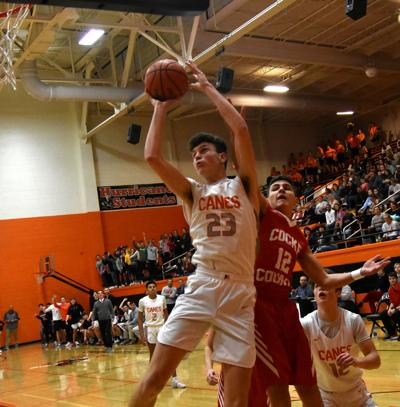 Quick start give Morristown East win over Cocke County