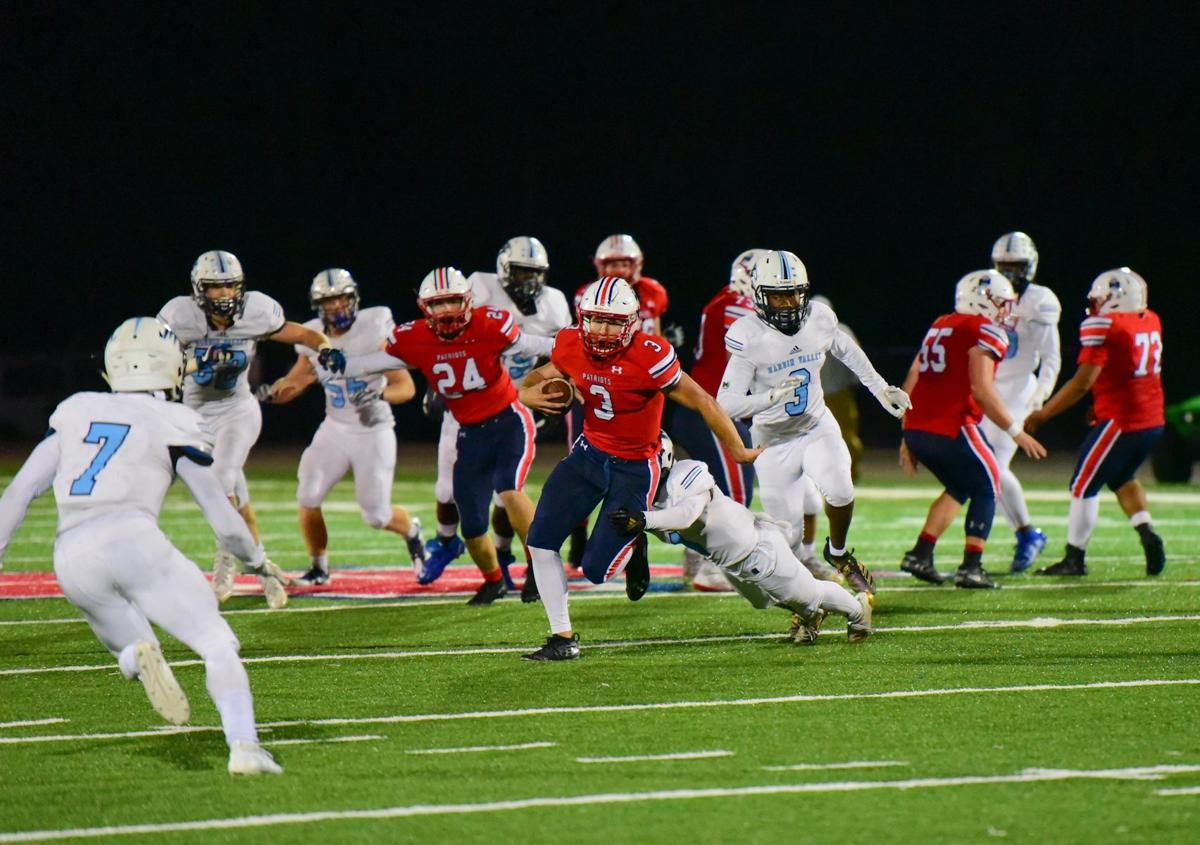 Defense shines, offense goes cold for Jefferson County in loss to Hardin Valley
