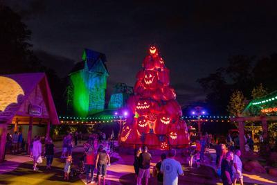 Dollywood's Great Pumpkin Luminights wins USA Today 10 Best award