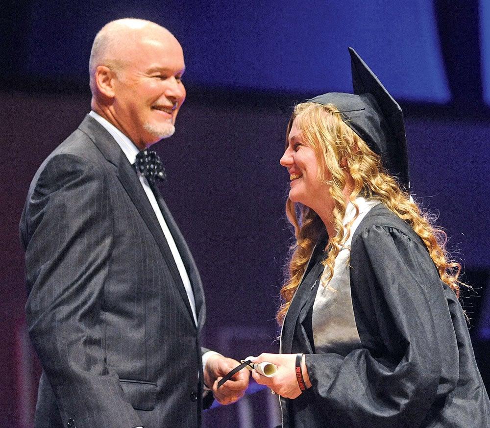 TCAT celebrates graduating class