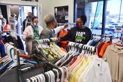 The Avenue Outreach Center opens