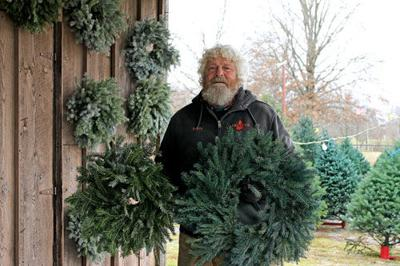 Helsel returns to Morristown for 39th year to sell Michigan-grown Christmas trees