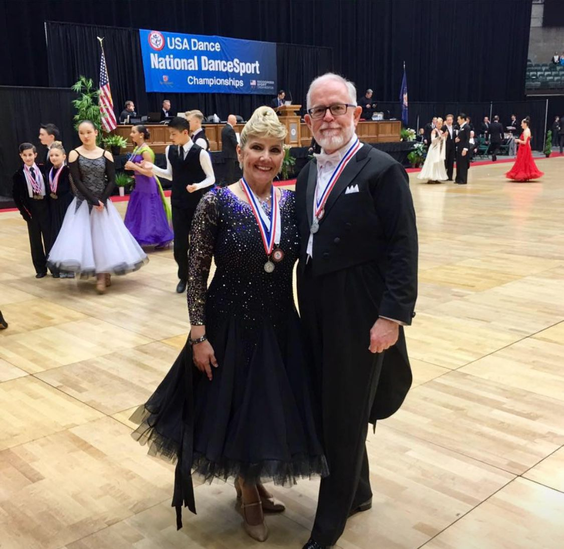 McNishes excel in Smooth Ballroom