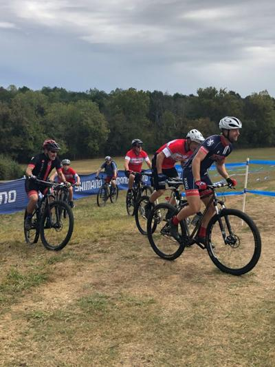 Cycling competition comes to Panther Creek Park