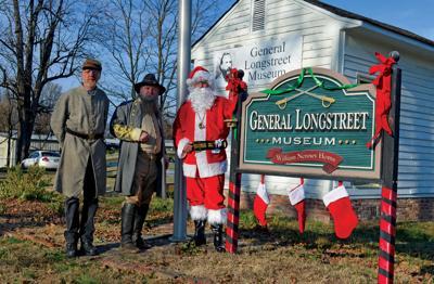 Longstreet Museum holds Christmas open house