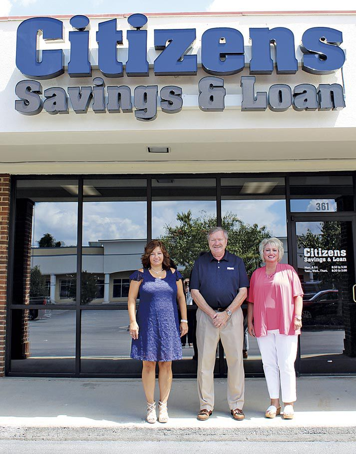 Downtown Office Locations And Atm S At Citizens Savings Loan Leavenworth Kansas