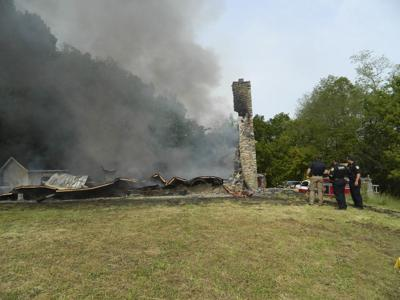 Authorities searching for suspected victim in Cocke County fire