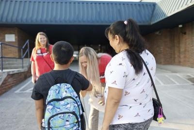 Hamblen students return to school