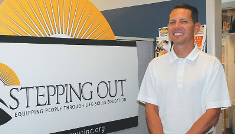 Stepping Out Inc. provides life skills that positively impact the community