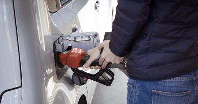 Gas  prices rise 4.8 cents